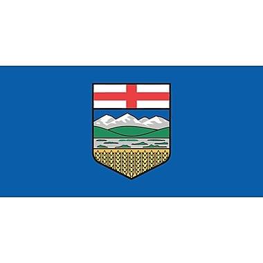 Provincial Flag, Alberta, 4