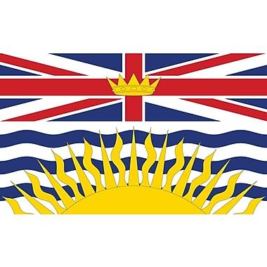 Provincial Flag, British Columbia, 36