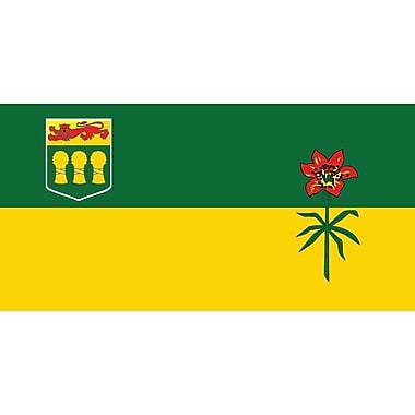 Drapeau provincial, Saskatchewan, 36 x 60 po