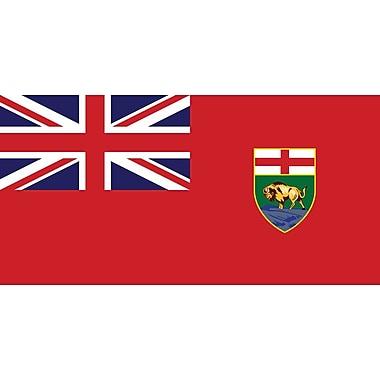 Provincial Flag - Manitoba