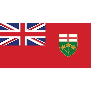 Provincial Flag, Ontario, 36