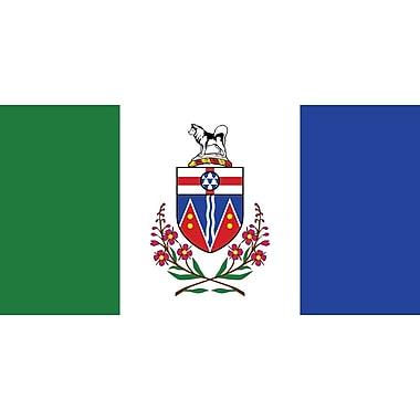 Provincial Flag, Yukon, 36