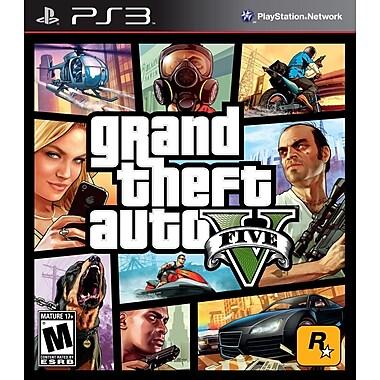 T2™ Rockstar ROC-47125 Grand Theft Auto V, Action/Adventure, PS3