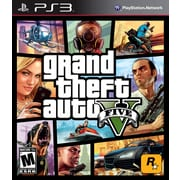 T2™ Rockstar ROC-47125 Grand Theft Auto V, Action/Adventure, PS3