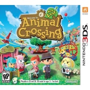 Nintendo® CTRPEGDE Animal Crossing New Leaf, Simulation, Nintendo® 3DS™