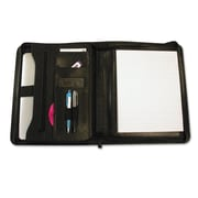 Bond Street® Tablet-iPad Organizer With Removable Pad Holder, Black