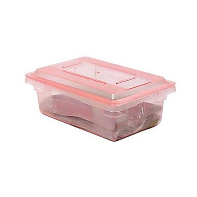 Carlisle 10611C-05, 3-1/2 gal 12'' x 18'' x 6'' Color-Coded Food Boxes
