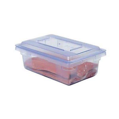 Carlisle 10611C-14, 3-1/2 gal 12'' x 18'' x 6'' Color-Coded Food Boxes