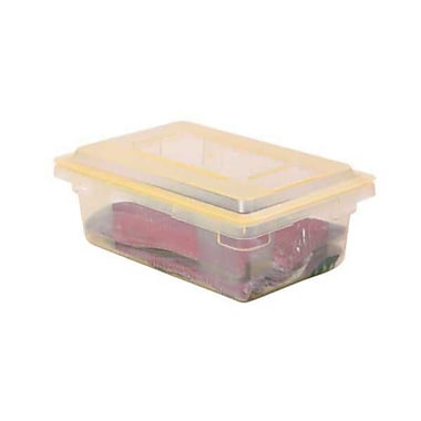 3-1/2 gal 12'' x 18'' x 6'' Color-Coded Food Boxes