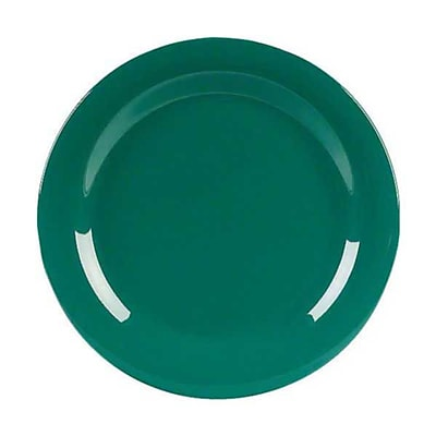 Carlisle 11'' Dinner Plates - Durus Collection, Meadow Green