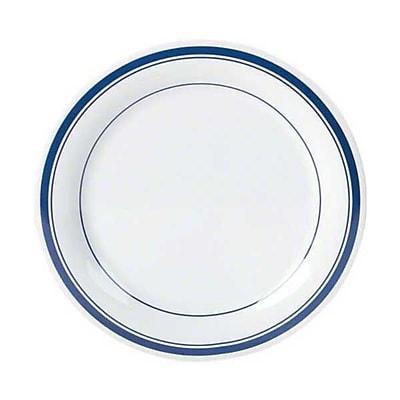 Carlisle 11'' Narrow Rim Dinner Plates - Durus Designer Collection, London