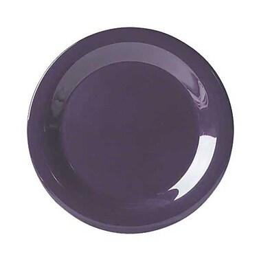 Carlisle 9'' Dinner Plates - Durus Collection, Napoli Plum
