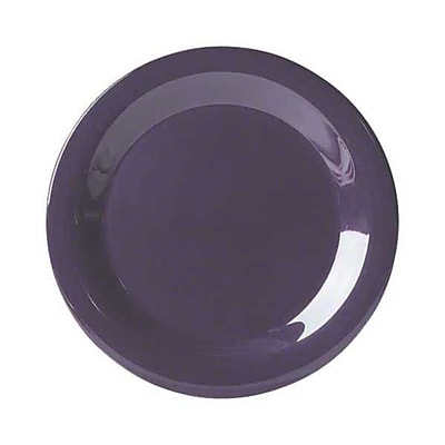 Carlisle 9'' Dinner Plates - Durus Collection, Napoli Plum