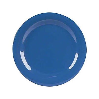 Carlisle 7'' Salad Plates - Durus Collection, Ocean Blue
