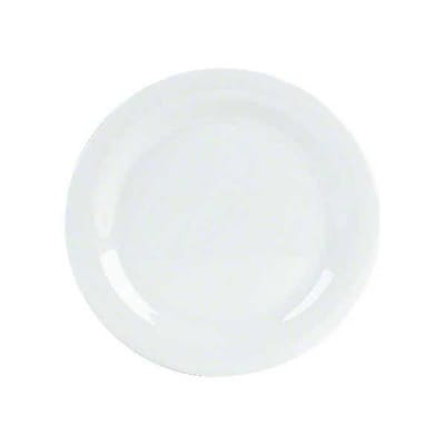 Carlisle 7'' Pie Plates - Durus Collection, White