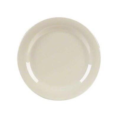 Carlisle 7'' Pie Plates - Durus Collection, Bone