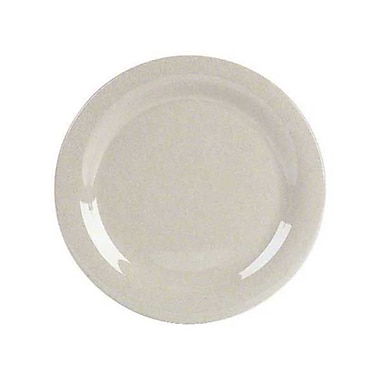 Carlisle 7'' Pie Plates - Durus Collection, Sand