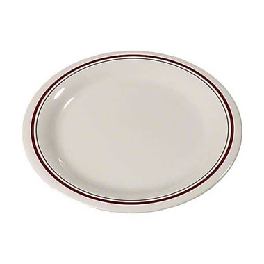 Carlisle 7'' Narrow Rim Pie Plates - Durus Designer Collection, Morocco