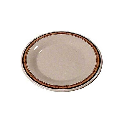 Carlisle 7'' Narrow Rim Pie Plates - Durus Designer Collection, Sierra Sand