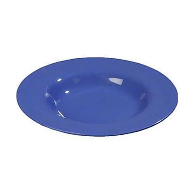 Carlisle 20 oz Chef Salad/Pasta Bowls - Durus Collection, Ocean Blue