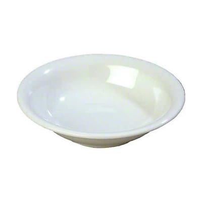 Carlisle 16 oz Rimmed Bowls - Durus Collection, White