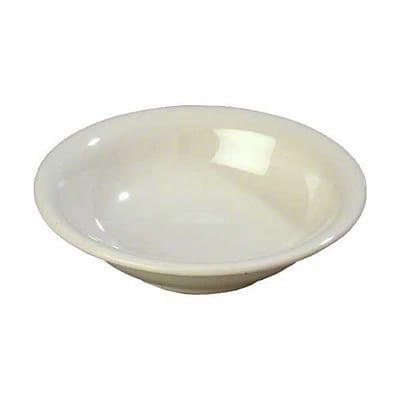 Carlisle 16 oz Rimmed Bowls - Durus Collection, Bone