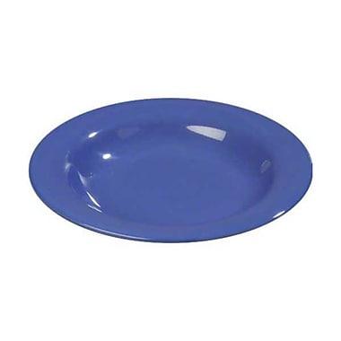 Carlisle 13 oz Soup Bowls - Durus Collection, Ocean Blue