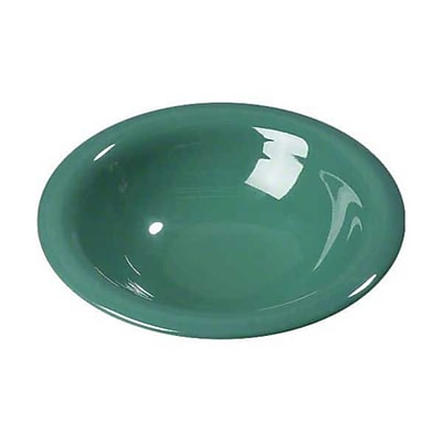 Carlisle 12 oz Rimmed Bowls - Durus Collection, Meadow Green