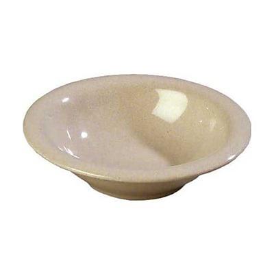 Carlisle 12 oz Rimmed Bowls - Durus Collection, Sand