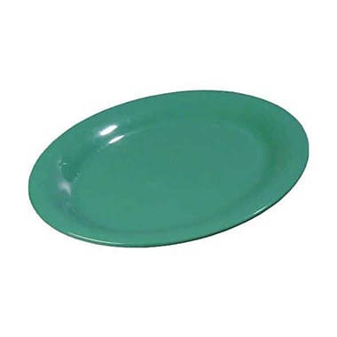 Carlisle 7'' x 10'' Oval Platter - Durus Collection, Meadow Green