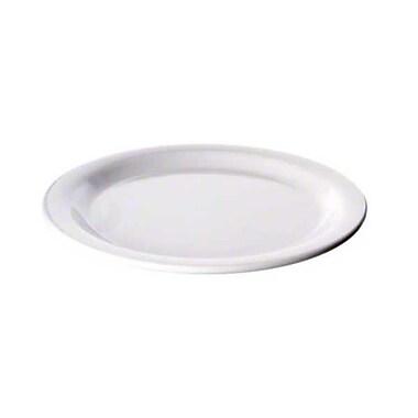 Carlisle 9'' Dinner Plate - Dallas Ware Collection, White