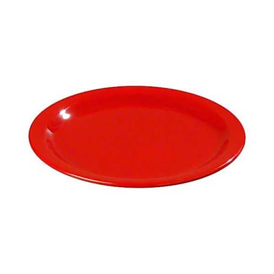 Carlisle 9'' Dinner Plate - Dallas Ware Collection, Red