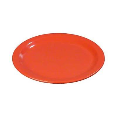 Carlisle 9'' Dinner Plate - Dallas Ware Collection, Sunset Orange