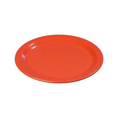 Carlisle 7'' Salad Plates - Dallas Ware Collection, Sunset Orange