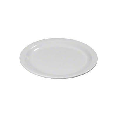 Carlisle 6'' Bread & Butter Plates - Dallas Ware Collection, White