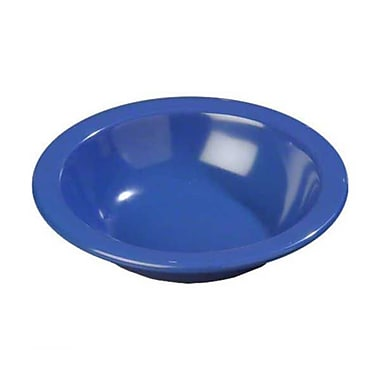 Carlisle 10 oz Grapefruit Bowls - Dallas Ware Collection, Ocean Blue