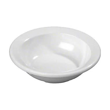 Carlisle 3-1/2 oz Fruit Bowls - Dallas Ware Collection, White