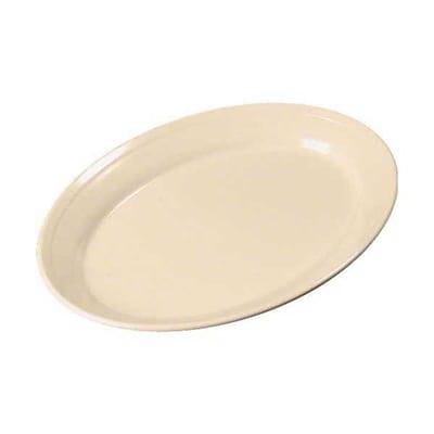Carlisle 9'' x 12'' Oval Platters - Dallas Ware Collection, Tan