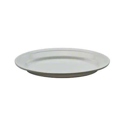 Carlisle 6'' x 9'' Oval Platters - Dallas Ware Collection, White
