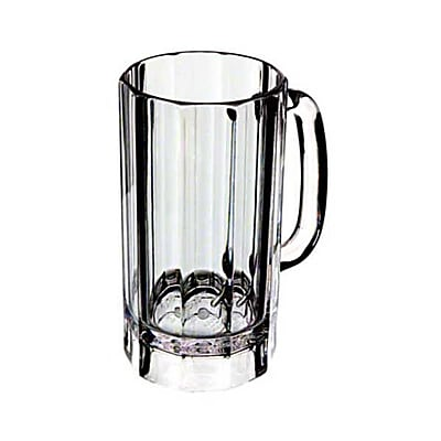 Carlisle 16 oz Lexington Mug, Clear 401011