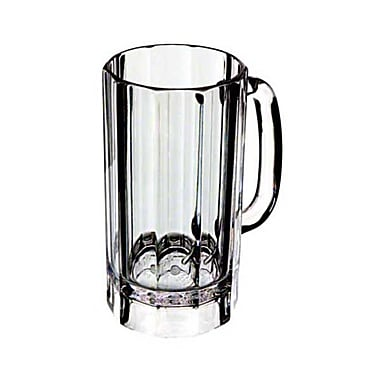 Carlisle 16 oz Lexington Mug, Clear