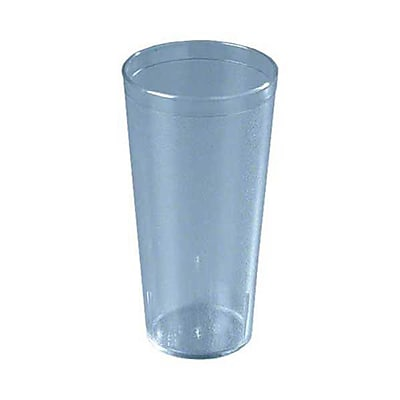 Carlisle 20 oz Stackable SAN Tumbler, Ice Blue