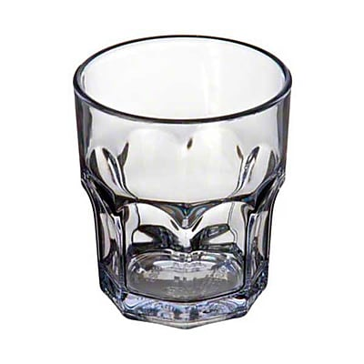 Carlisle 580807, 8 oz Louis™ Tumbler Rocks Glass