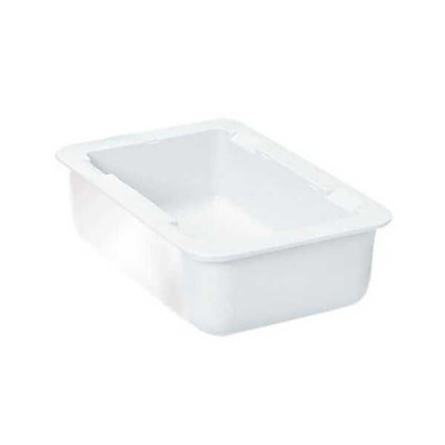 Carlisle CM1049-02, Coldmaster® 6'' Deep Full-Size Coldpan with Organizer