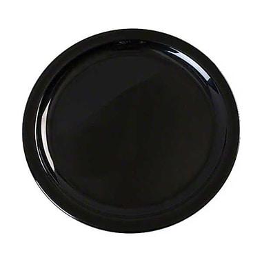 Carlisle 10'' Kingline™ Dinner Plate, Black