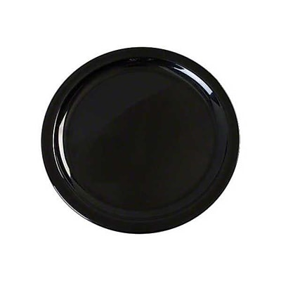 Carlisle 6-7/16'' Kingline™ Pie Plate, Black