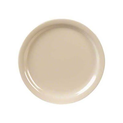 Carlisle 6-7/16'' Kingline™ Pie Plate, Tan
