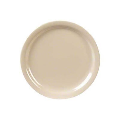 Carlisle 5-15/32'' Kingline™ Bread & Butter Plate, Tan