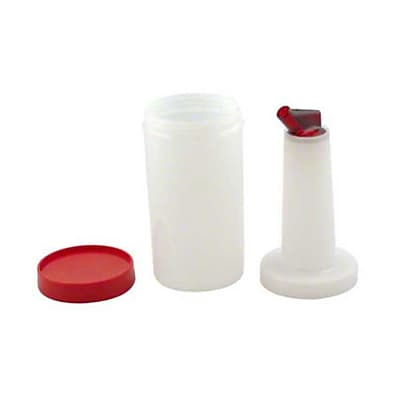 Carlisle PS601NC-00, 1 qt PourPlus Cocktail Containers, Assorted
