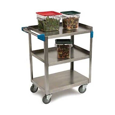 Carlisle UC5031524, 16'' Stainless Steel Utility Cart